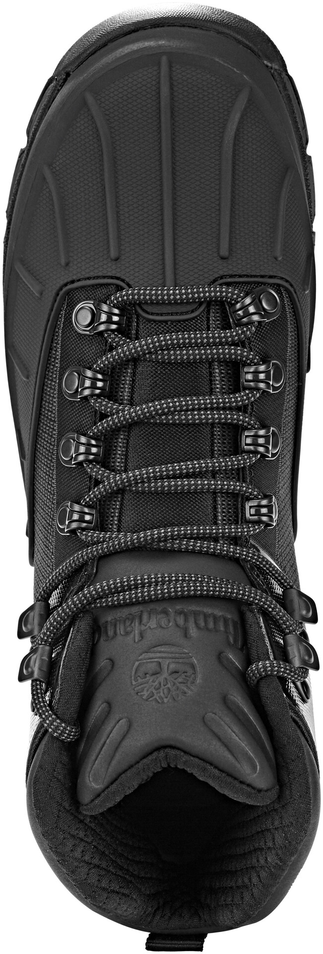 Timberland Euro Hiker Shell Toe Chaussures Jacquard Homme, black